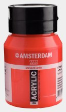Amsterdam Acrylic 500ml Naphtol Red Medium