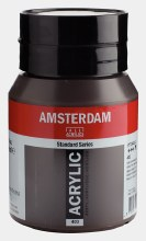 Amsterdam Acrylic 500ml Vandyke Brown
