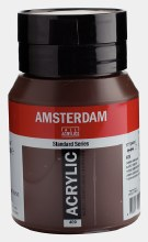 Amsterdam Acrylic 500ml Burnt Umber