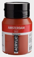 Amsterdam Acrylic 500ml Burnt Sienna