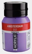 Amsterdam Acrylic 500ml Ultramarine Violet