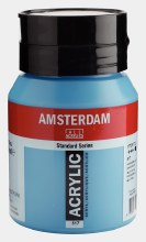 Amsterdam Acrylic 500ml King's Blue