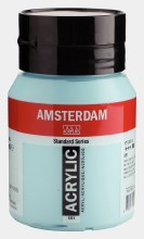 Amsterdam Acrylic 500ml Sky Blue Light