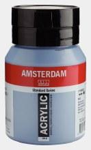 Amsterdam Acrylic 500ml Greyish Blue