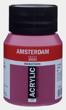 Amsterdam Acrylic 500ml Permanent Red Violet