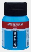 Amsterdam Acrylic 500ml Manganese Blue Phtalo