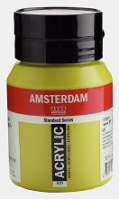 Amsterdam Acrylic 500ml Olive Green Light