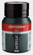 Amsterdam Acrylic 500ml Sap Green