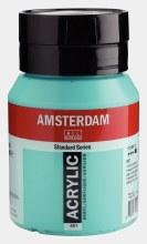 Amsterdam Acrylic 500ml Turquoise Green