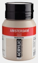 Amsterdam Acrylic 500ml Warm Grey