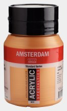 Amsterdam Acrylic 500ml Deep Gold