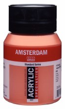 Amsterdam Acrylic 500ml Copper