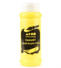 Brian Clegg 500ml Acrylic Lemon