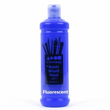BC 600ml Fluo Ready Mix Blue
