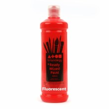 BC 600ml Fluo Ready Mix Red
