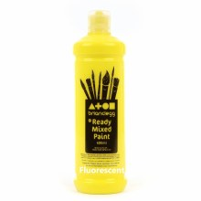 BC 600ml Fluo Ready Mix Yellow
