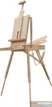 CREATE ARAN SKETCH BOX EASEL