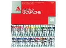 Holbein Acryla Gouache 36 Colour Set