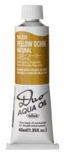 Holbein DUO Aqua Oil 40ml - Yellow Ochre Natural 225