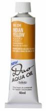 Holbein DUO Aqua Oil 40ml - Indian Yellow 234