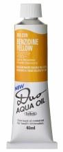 Holbein DUO Aqua Oil 40ml - Benzidine Yellow 239