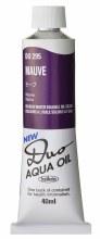 Holbein DUO Aqua Oil 40ml - Mauve 295
