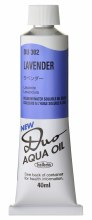 Holbein DUO Aqua Oil 40ml - Lavender 302