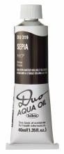 Holbein DUO Aqua Oil 40ml - Sepia 319