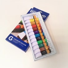 Special Offer Gouache Set - 12x12ml Tubes