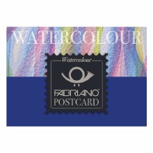 Fab Acquarello Postcard Pad