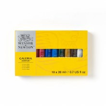 GALERIA 10 X 20ML SET
