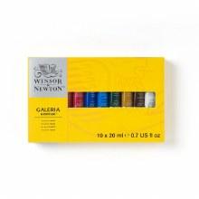 Galeria Acrylic Colours Set 10x20 ml