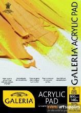 GALERIA ACRYLIC PAD 14X10