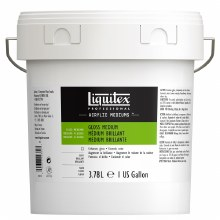 Liquitex Gloss Medium & Varnish 3.78 Litre