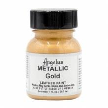 Angelus Leather Paint 29.5ml - Metallic Gold