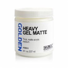Heavy Gel (Matte) 236ml