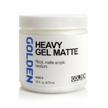 Heavy Gel (Matte) 473ml