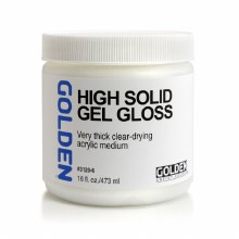 High Solid Gel (Gloss) 473ml*