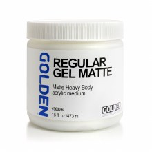 Regular Gel (Matte) 473ml