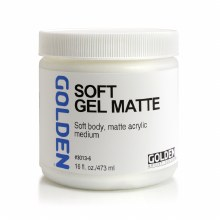 Soft Gel (Matte) 473ml