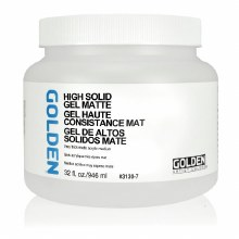 High Solid Gel (Matte) 946ml*