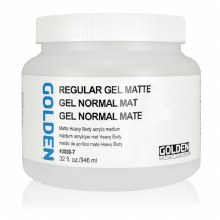 Regular Gel (Matte) 946ml