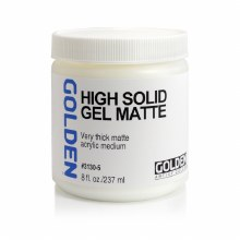 High Solid Gel (Matte) 236ml*