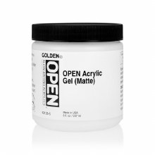 OPEN Acrylic Gel (Matte) 236ml