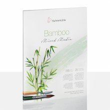 Hahnemuhle Bamboo Multi-Media Pad 24x32cm