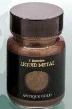Rob Liquid Metal Antique Gold 30ml