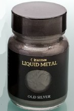 Rob Liquid Metal Old Silver 30ml