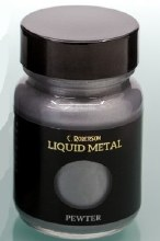 Rob Liquid Metal Pewter 30ml