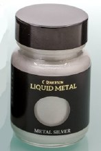 Rob Liquid Metal Silver 30ml