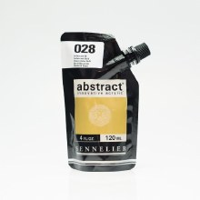 Abstract 120ml Iridescent Gold